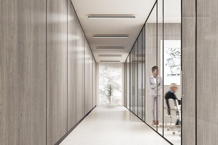 Promoting Biophilic Design in Commercial Spaces with Authentic Natural Veneers, © Wilsonart