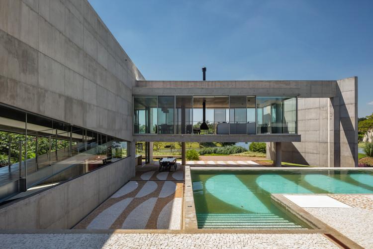 Casa em Itu / Grupo SP, © Nelson Kon