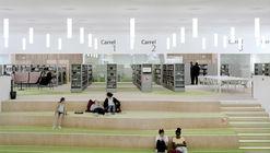 LA BIB of Dunkerque Library / D'HOUNDT+BAJART Architects & Associates
