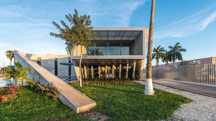 Edifício Corporativo Bepensa / Boyancé Arquitectura + Edificación, © Manolo R. Solís