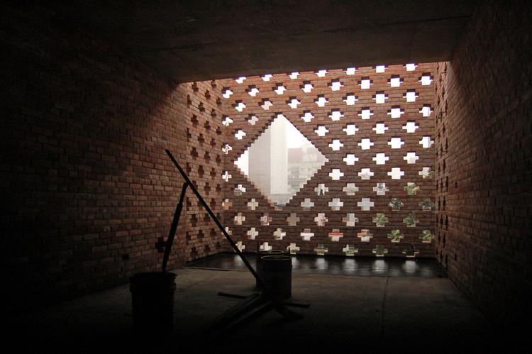 Casa de Ladrillos, Estudio del Arquitecto Diego Arraigada. Image © Gustavo Frittegotto