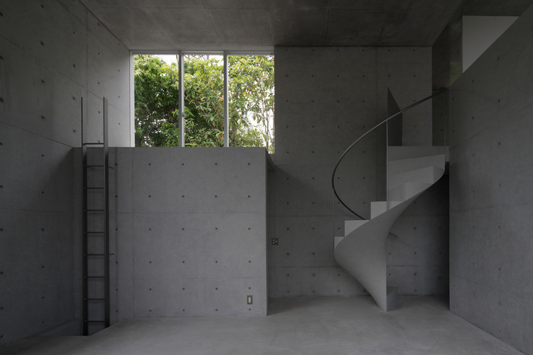House in Ashiya / Kazunori Fujimoto Architect & Associates, Courtesy of Kazunori Fujimoto