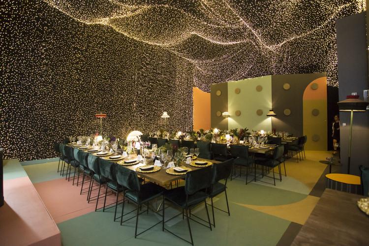 Conoce las intervenciones de iluminación que alberga Maison Diez Company en la Ciudad de México, Cortesía de Maison Diez Company