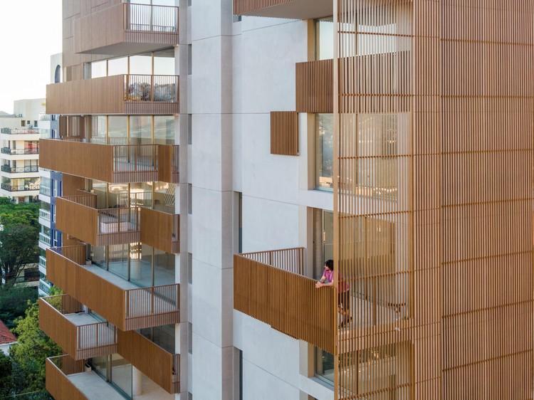 Jardim Guedala Building / Studio Arthur Casas, © Fernando Guerra | FG+SG