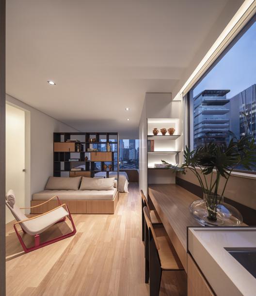 Apartamento VN Ferreira Lobo / Studio Arthur Casas, © Fernando Guerra | FG+SG