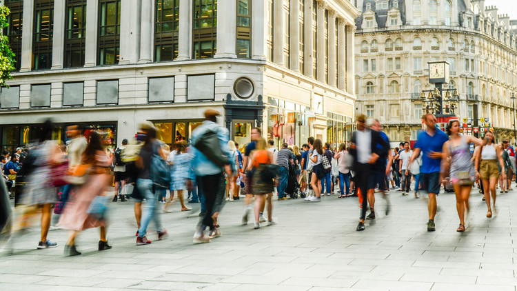 City of the Future Shares Thoughts on Retail and Vibrant Streets, via Shutterstock/ By Willy Barton