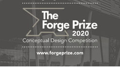 The Forge Prize Call for Entries:  2020 AISC Vision in Steel for Architectural Excellence and Speed