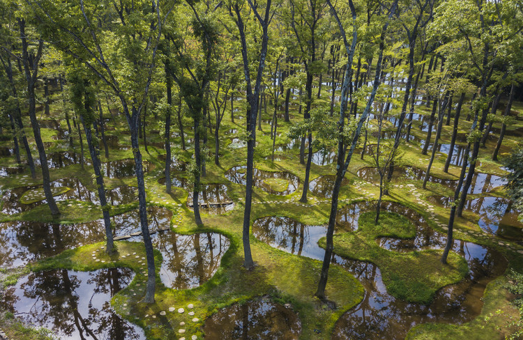 Art Biotop Water Garden Recognized with Inaugural Obel Award, Courtesy of Henrik Frode Obel Foundation