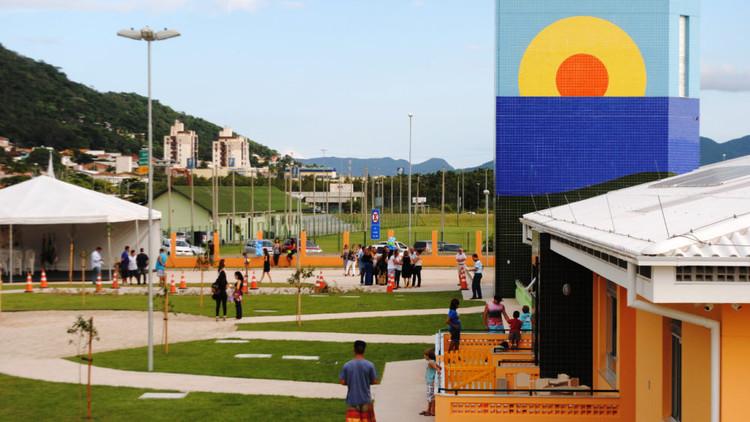 Creche Hassis em Florianópolis. Image via Haus