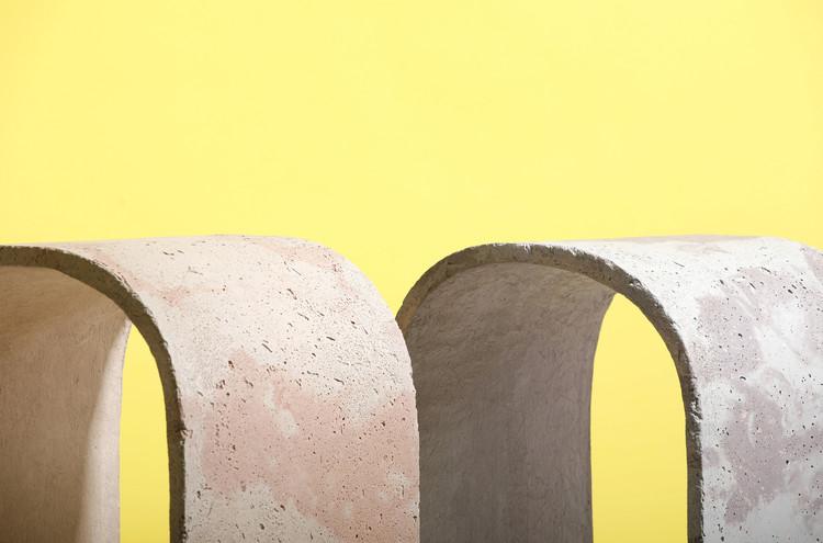 Glass Fiber Reinforced Concrete. Image © Samuel McGuire