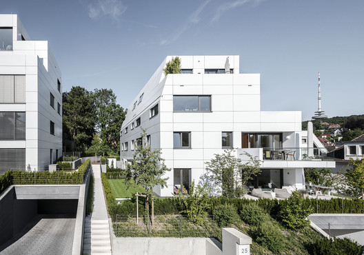 S2 Apartments / Bottega + Ehrhardt Architekten