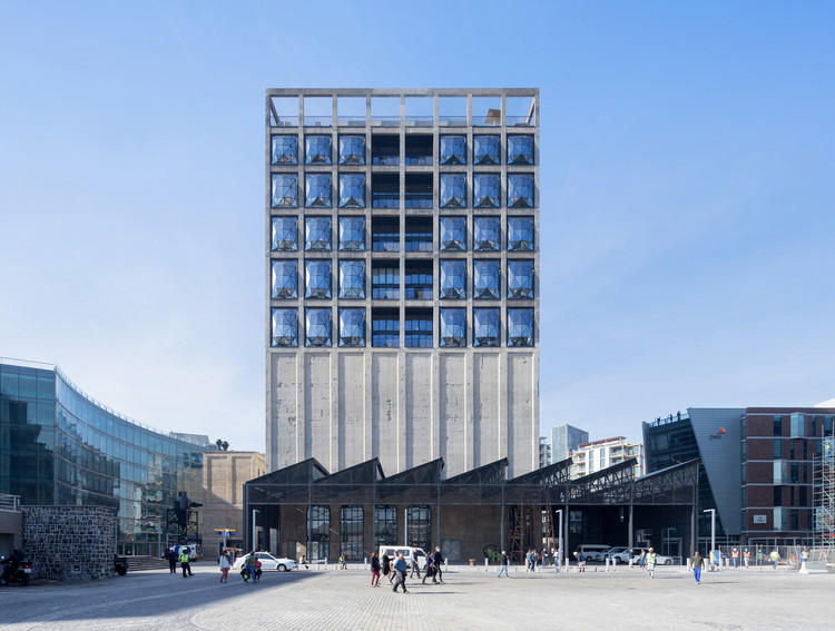 Arquitetura da democracia: 6 novos projetos culturais na África do Sul, © Iwan Baan