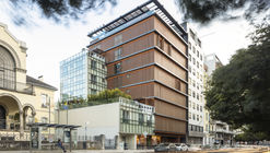 Edifício Nouveau Lisboa / Sidney Quintela Architecture + Urban Planning