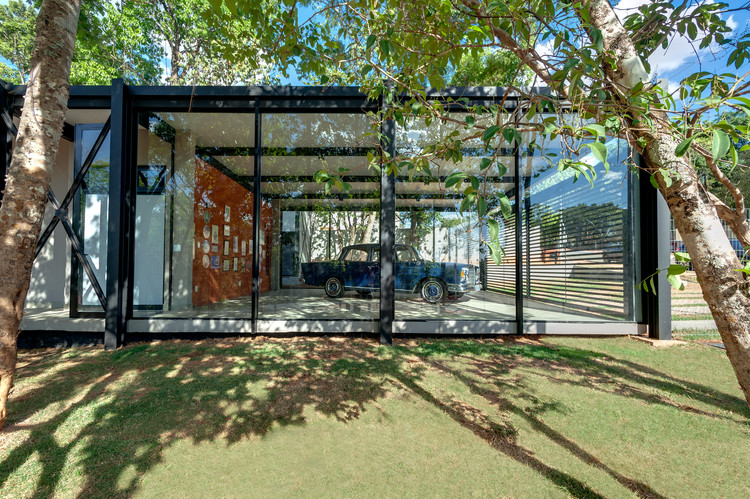 Casa PavilhãoSenador / Dayala + Rafael Arquitetura, © Leandro Moura Estúdio OnzeOnze