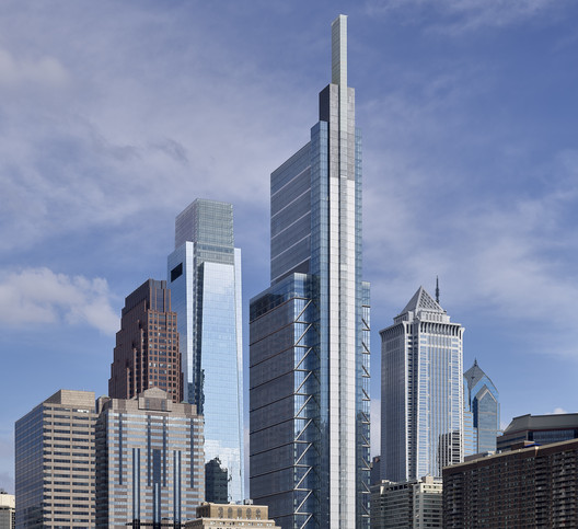 Comcast Technology Centre / Foster + Partners