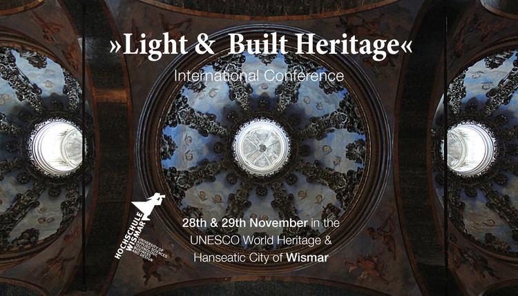 International Conference: Built Heritage & Light