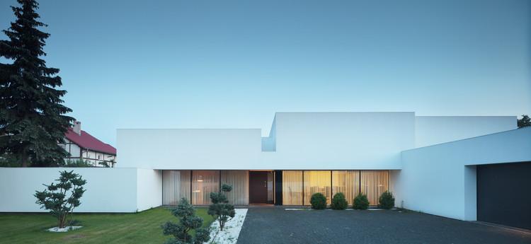 House on the Line of the Horizon / Kabarowski Misiura Architects, © Krzysztof Smyk