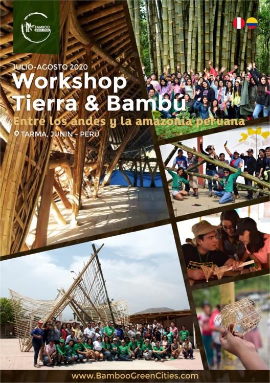 Workshop internacional de construcción con tierra y bambú en Perú 2020, Bamboo Green Cities