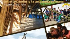 Workshop internacional de construcción con tierra y bambú en Perú 2020