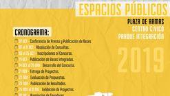 Concurso Nacional de Anteproyectos de Arquitectura Chanchamayo