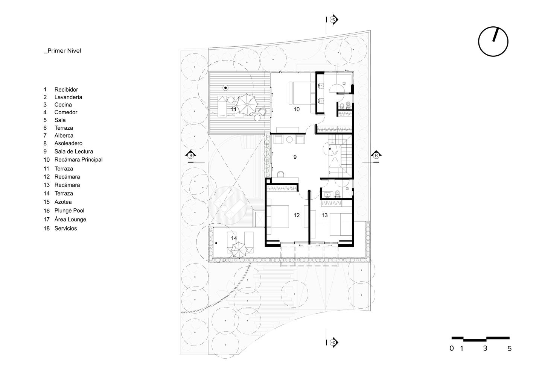 Gallery Of Amaranto Tulum House Studio Arquitectos 21