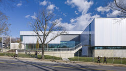 Academia Eagle / Shinberg.Levinas Architectural Design