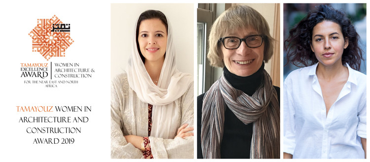 Tamayouz Announces the Winners of Women in Architecture and Construction Award, Courtesy of 2019 Tamayouz Women in Architecture and Construction Award