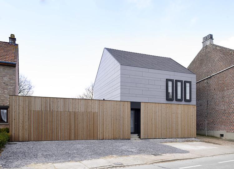 Goetsenhoven House / AST 77 Architecten, © Steven Massart