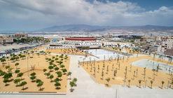Regeneración urbana Parque de los bajos / EMAC