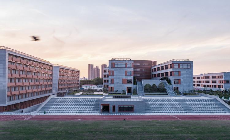 Shanghai Thomas School / TJAD, © Yuan Ma