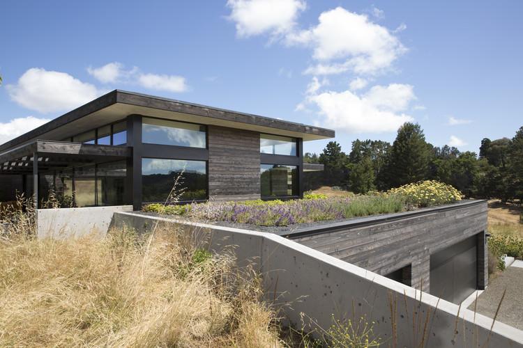 The Meadow Home / Feldman Architecture, © Paul Dyer