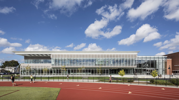 Providence College: Ruane Friar Development Center / Perkins Eastman, © Sarah Mechling | Perkins Eastman