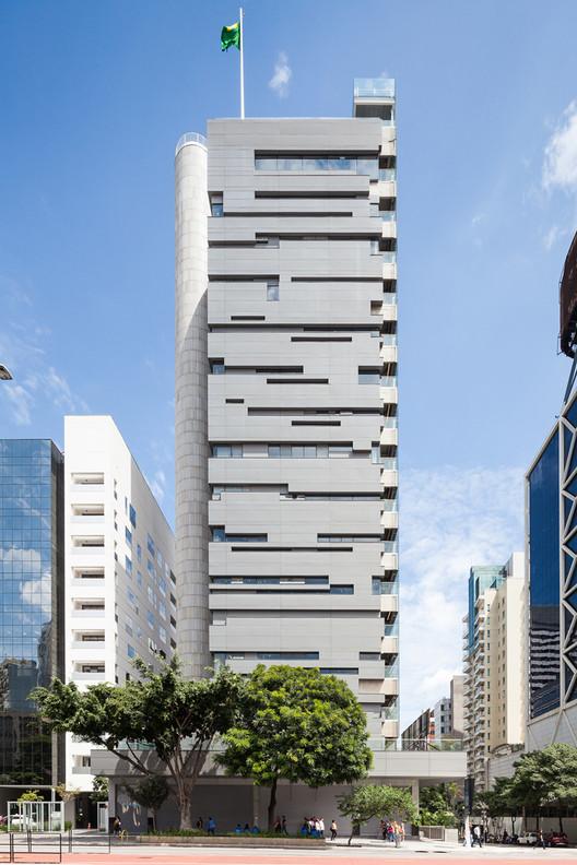 Königsberger SESC Paulista / Vannucchi Arquitetos Associados. Image © Pedro Vannucchi
