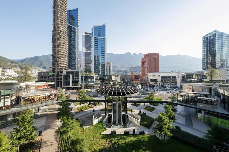 Ganadores de la XX Bienal de Arquitectura en Nuevo León, Trébol Park / Landa Arquitectos. Image Cortesía de Bienal de Nuevo León