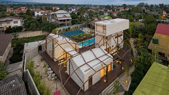 Complejo residencial Vanoosh / 35-51 ARCHITECTURE Office