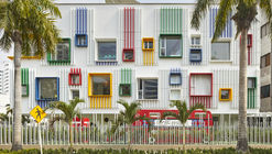 Preescolar Colegio Británico de Cartagena / Cruz Rodriguez Arquitectura