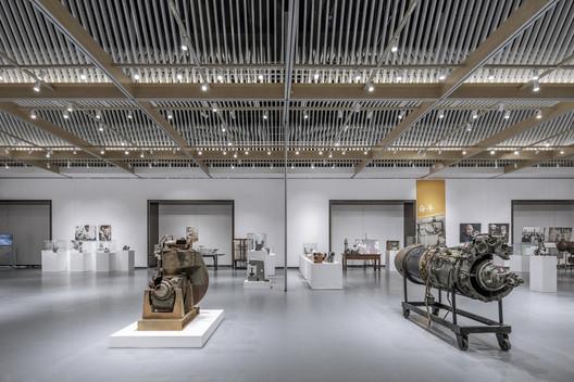 Exhibition. Image © Weiqi Jin