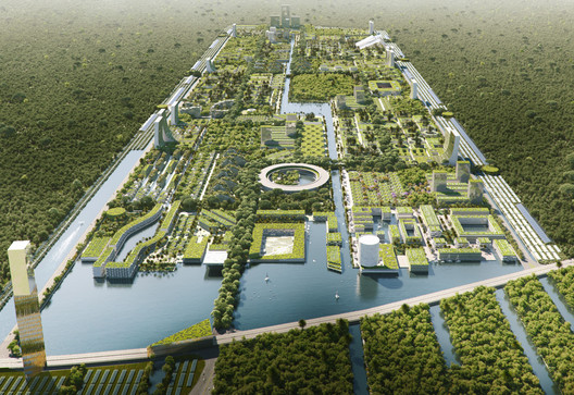 First Smart Forest City in Mexico Designed by Stefano Boeri Architetti