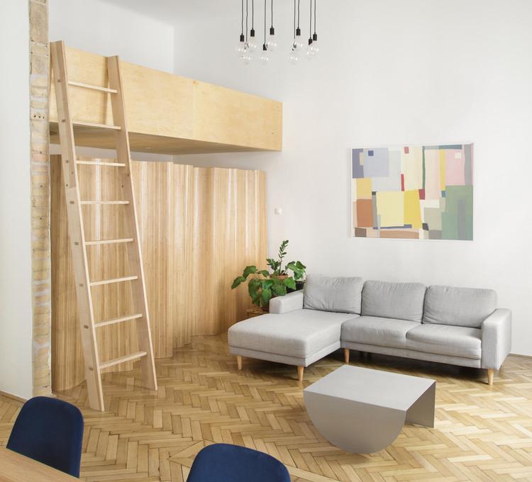 Apartamento O / Studio Nomad, © Studio Nomad
