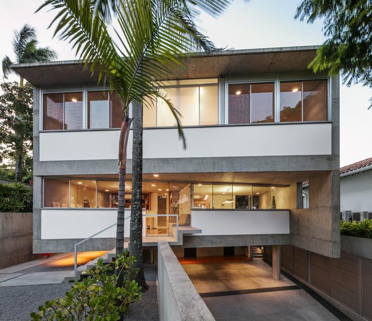 Casa Acayaba Elito / Marcos Acayaba, © Nelson Kon
