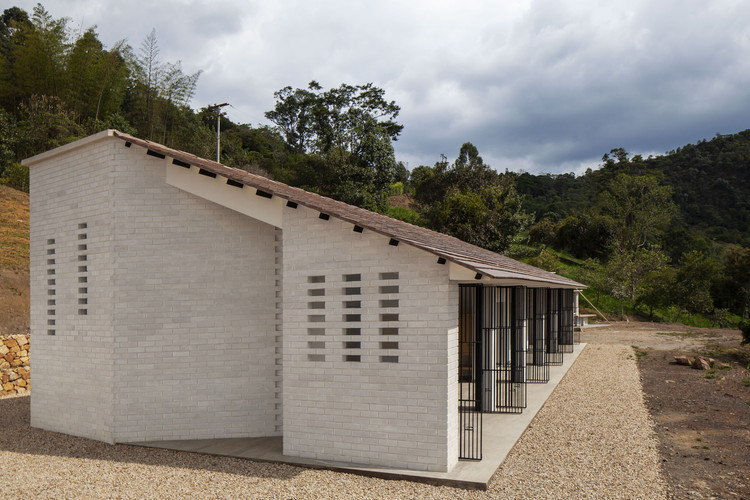 Casa Abierta/Cerrada / Juan Pablo Aschner, © Mateo Pérez