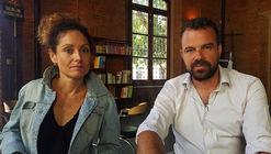"""Ana Román y Arturo Franco: """"Quisimos que la XI BIAU invirtiera sus recursos para aportar algo a Asunción"""""""
