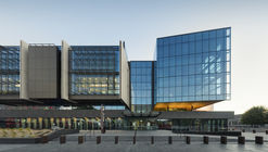 Christchurch Justice and Emergency Services Precinct  / Warren and Mahoney, Opus Architekten, Cox Architecture