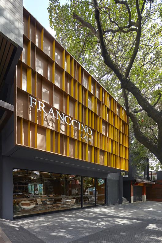 Loja Franccino Casa BH / David Guerra, © Jomar Bragança