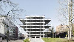 Parking Building IMEC / Stéphane Beel Architects