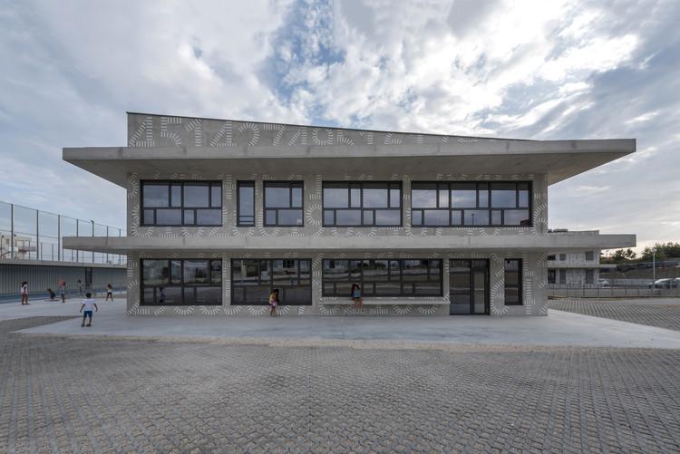 Escuela Žnjan-Pazdigrad / x3m, © Bosnić+Dorotić