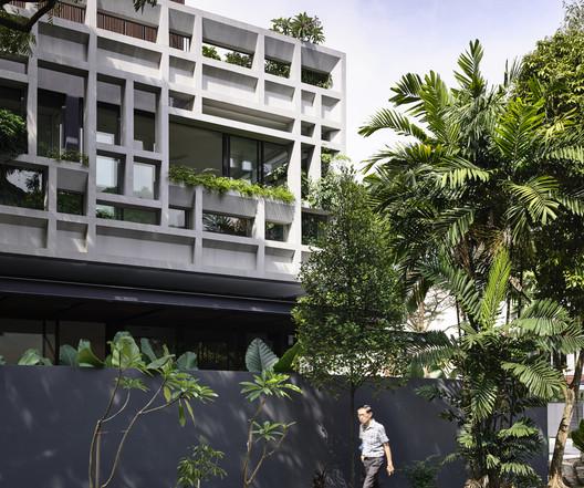 Verdant Verandahs House / HYLA Architects