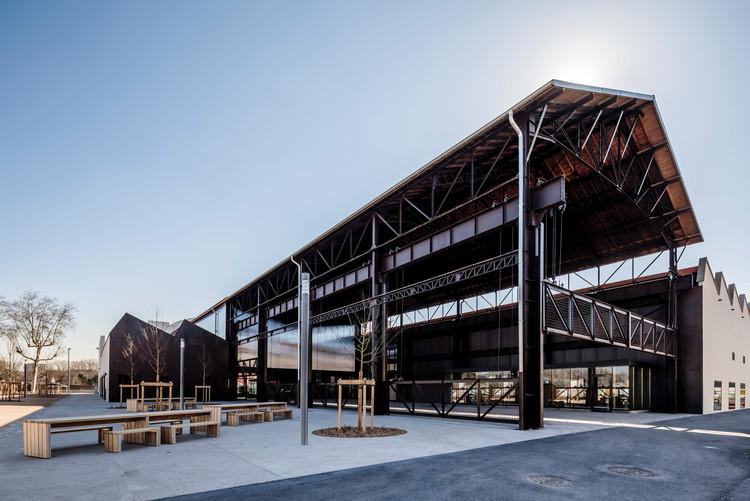 Renovación edificio Halle Girard / Vurpas Architectes, © Brice Robert