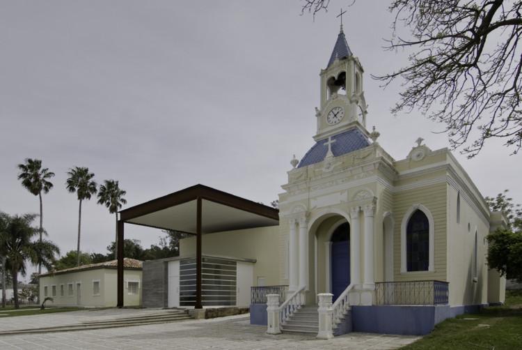 Restauro Vila Santa Thereza  / Kiefer Arquitetos, © Fábio Del Re