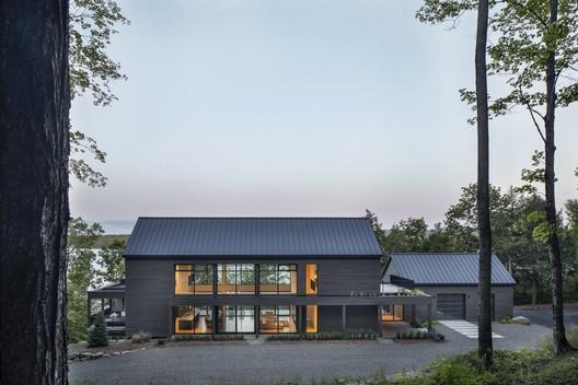 Cap St-Martin House / Bourgeois + Lechasseur architectes